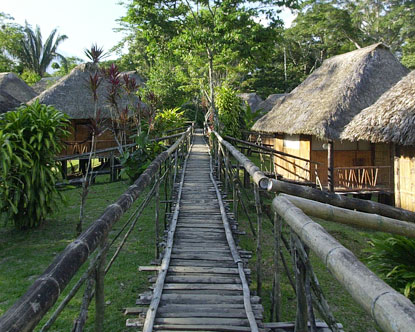 Amazon La Selva Lodge Virtual Tour