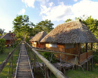 Amazon Lodges and Hotels Virtual Tour