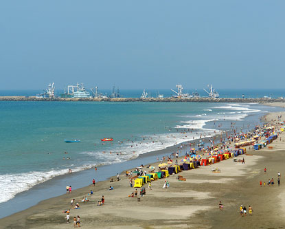 Ecuador Resorts On Beach