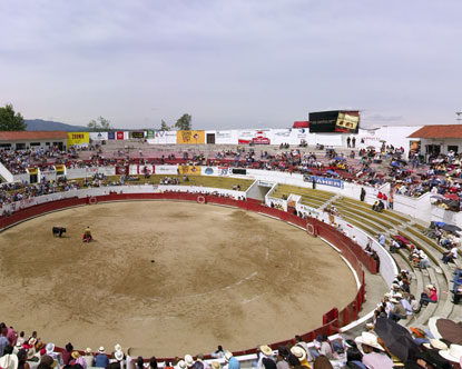 Bullfighting Virtual Tour