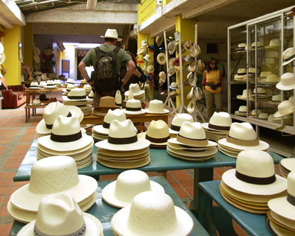 Panama Hat Store Virtual Tour