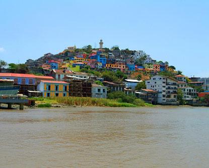 Guayaquil Tourist Map