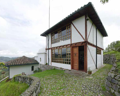 Casa Mojanda Virtual Tour