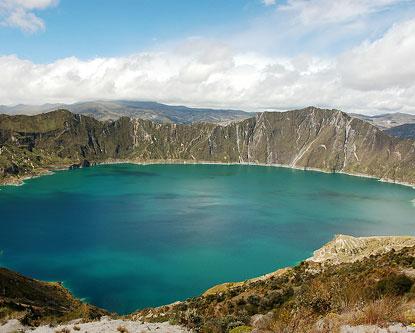 Cheap Health Insurance >> Quilotoa Loop - Quilotoa Ecuador - Ecuador Crater Lake