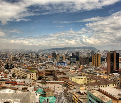Quito Virtual Tour