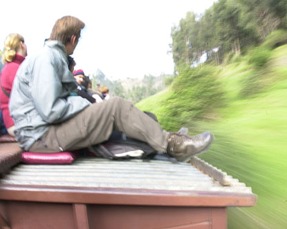Riobamba Train Virtual Tour