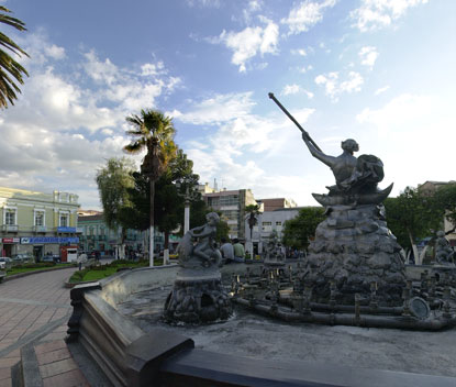 Riobamba Virtual Tour