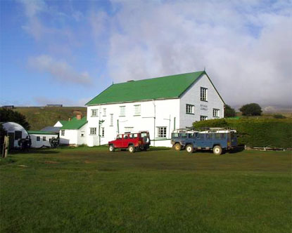 Falklands Hotels