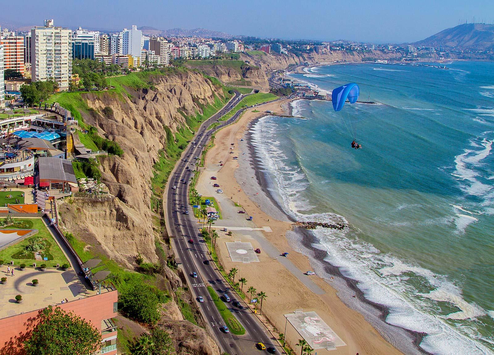 Asia Beach Resorts Peru