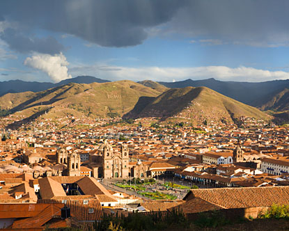 Cusco City