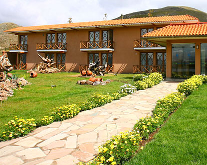 Lake Titicaca Hotels