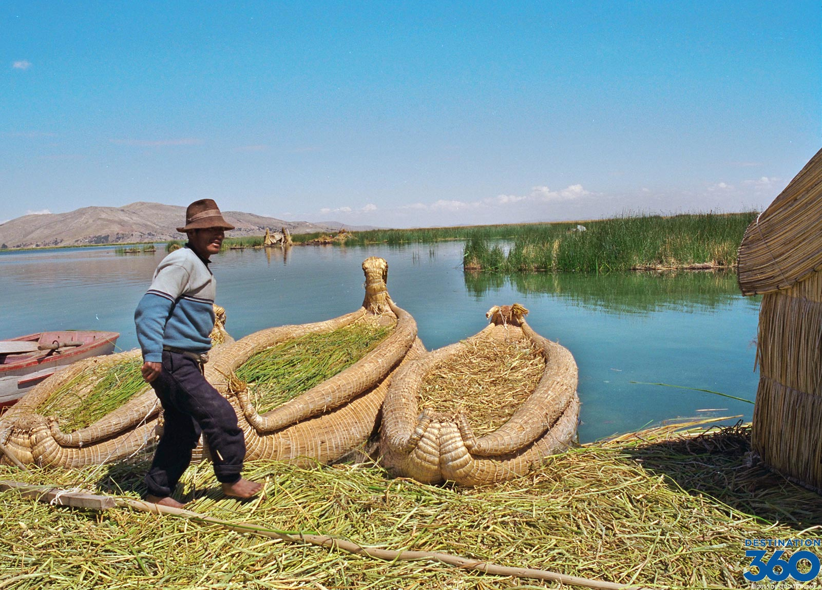 Lake Titicaca Virtual Tour