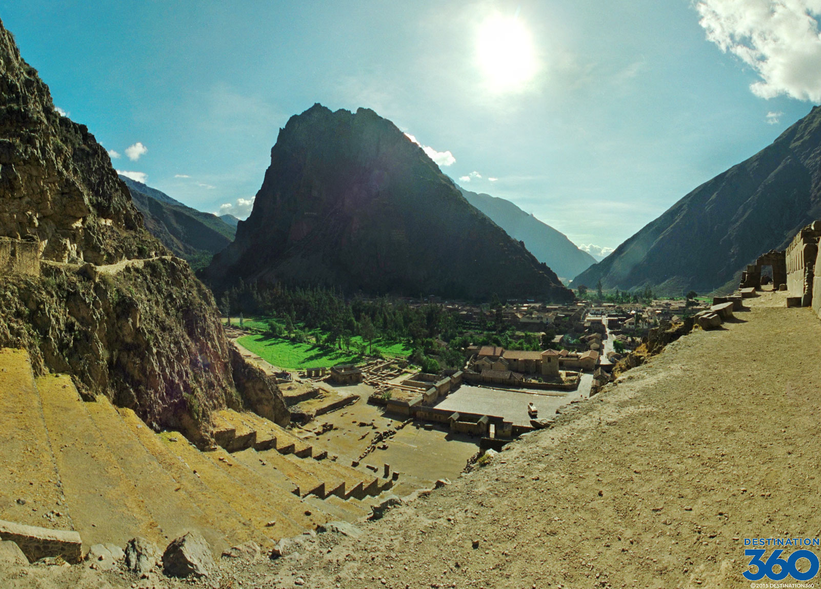 Ollantaytambo Virtual Tour