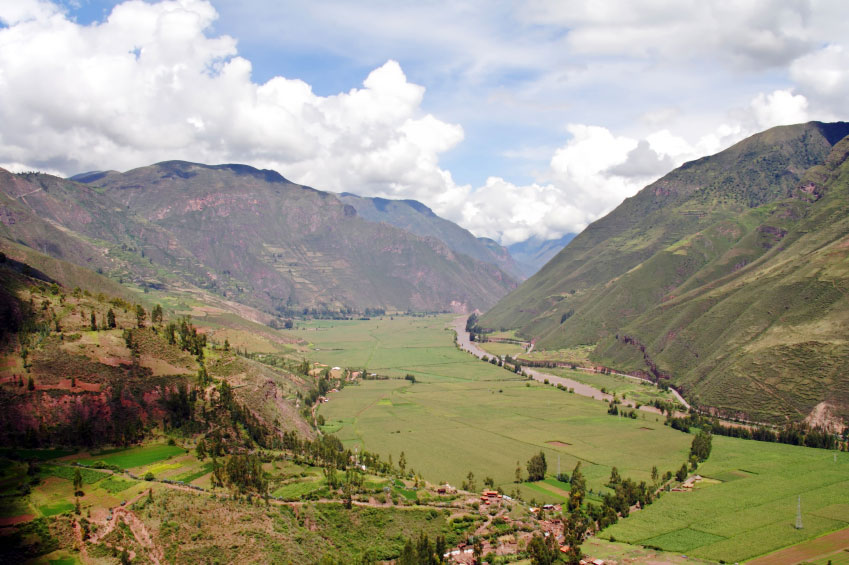 Sacred Valley Peru - Sacred Valley of the Incas