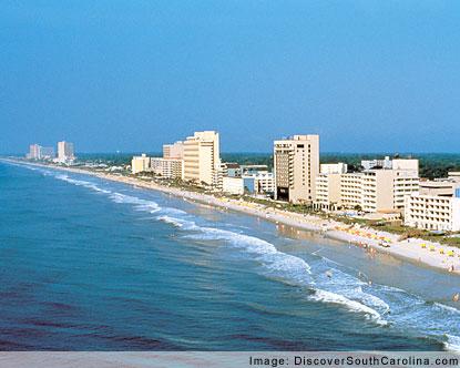 Public Beaches In Georgetown South Carolina