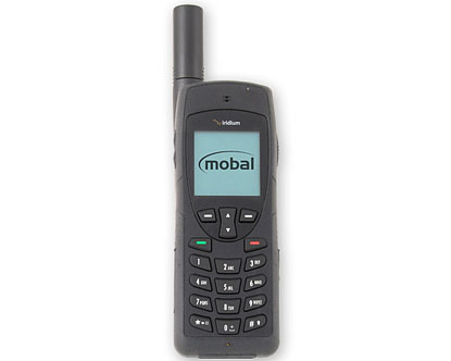 Iridium Satellite Phone Rental - Iridium Satellite Phones