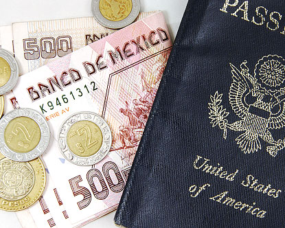 Passports to Mexico