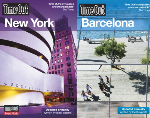 Time Out Guides