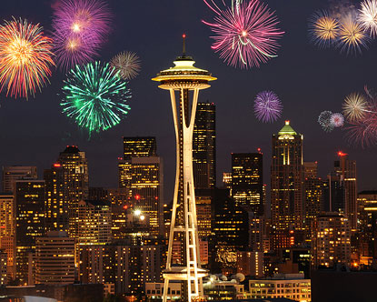 july 4th in seattle