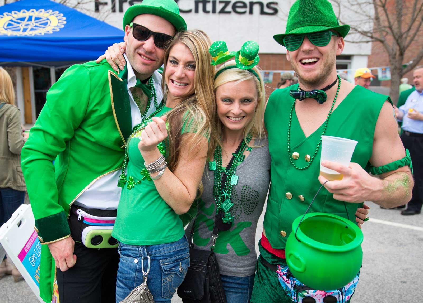 St Patricks Day bank holiday: Is tomorrow a bank holiday