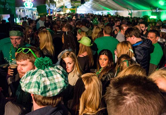 St Patrick S Day St Patrick S Day Parades 2019