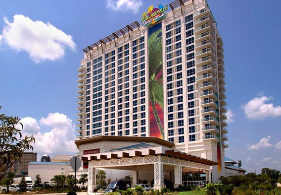 Margaritaville Resort Casino Bossier City Louisiana