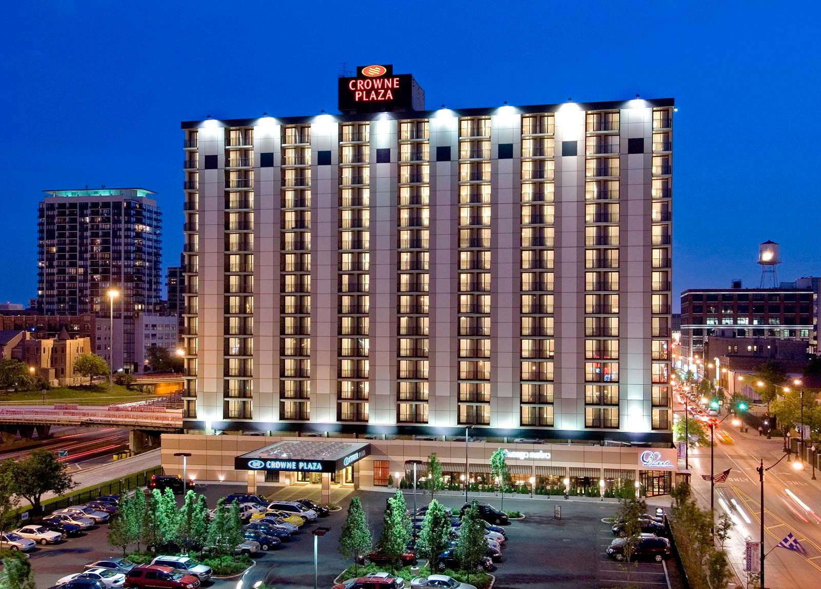 Crowne Plaza Casino