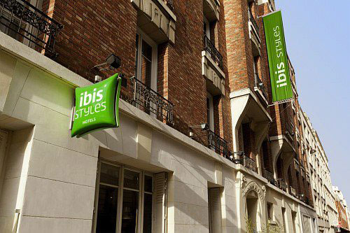 Ibis hotels for Hotel chaine paris