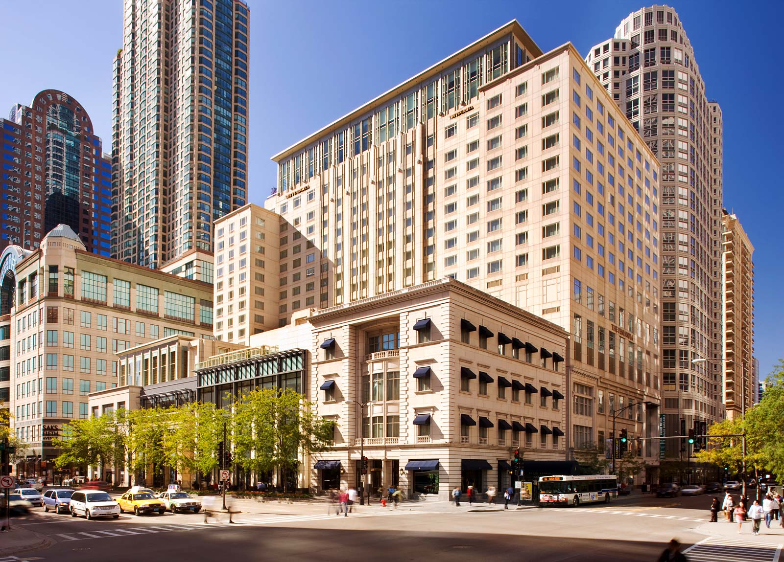 Peninsula hotels the peninsula chicago for Chicago hotels