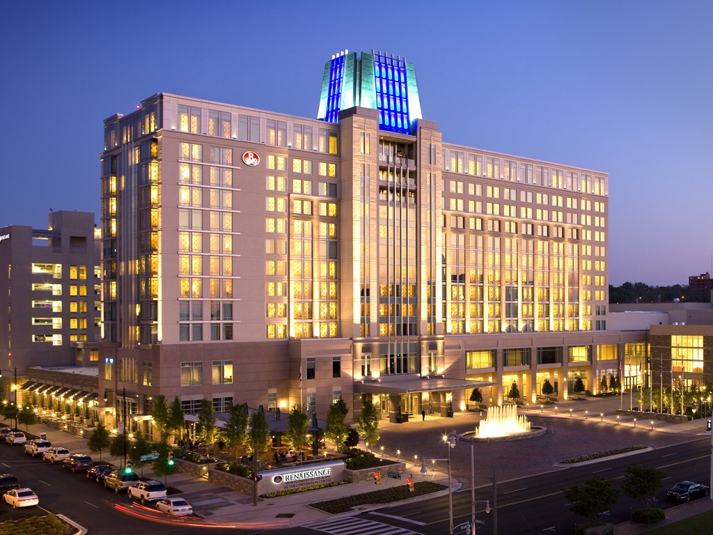 Renaissance hotels resorts for 360 salon montgomery al