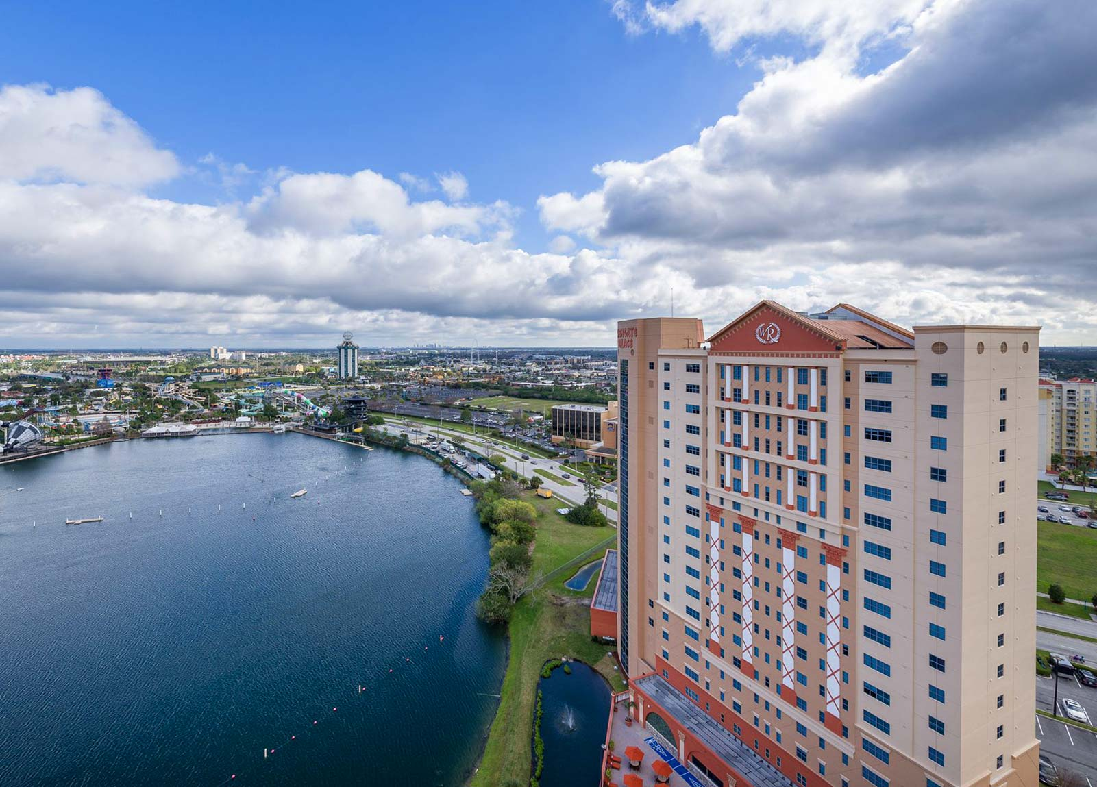 Westgate Vacation Villas offers the finest in luxury accommodations just minutes from the main entrance to Walt Disney World® Resort and within close proximity to Universal Orlando® Resort and SeaWorld® Orlando.