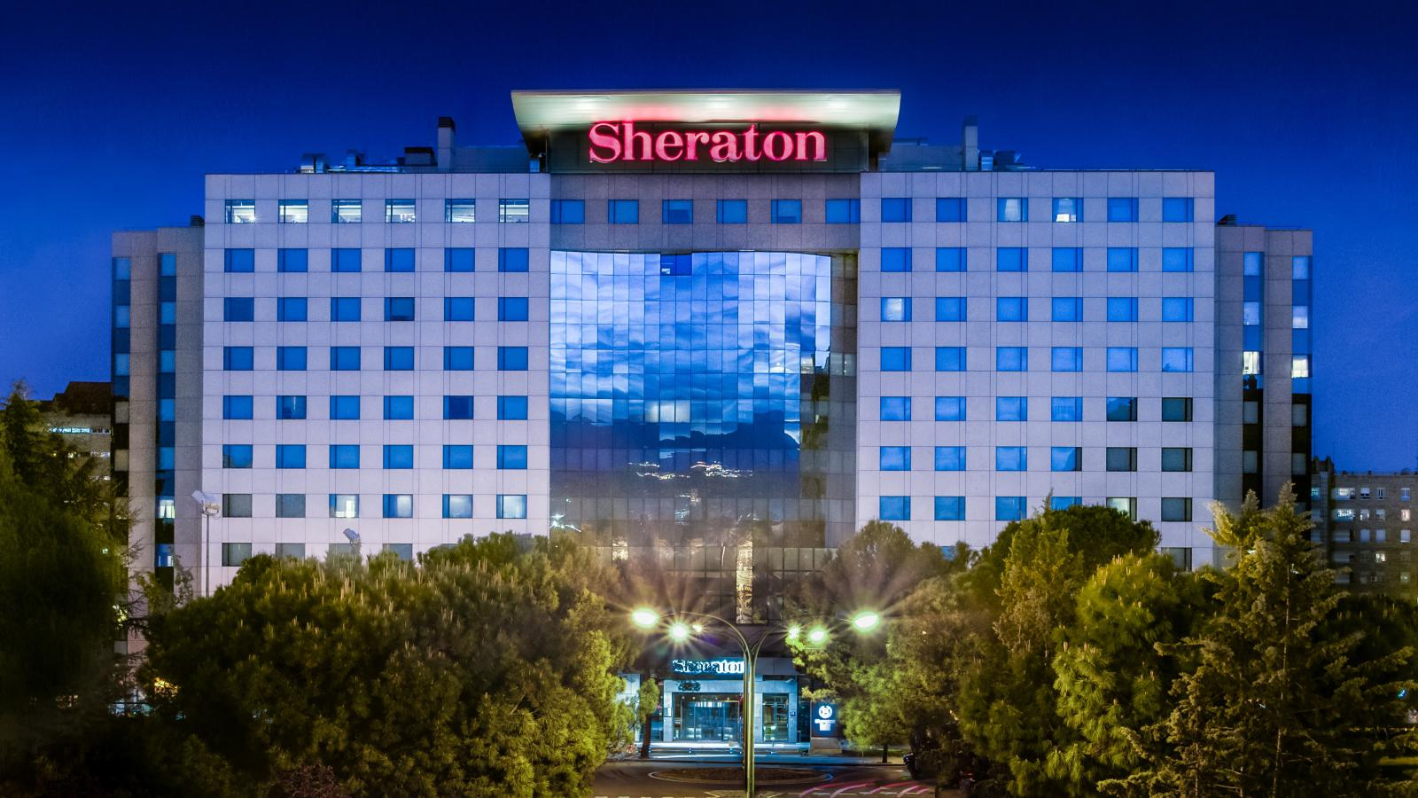 Sheraton hotel for The best hotel