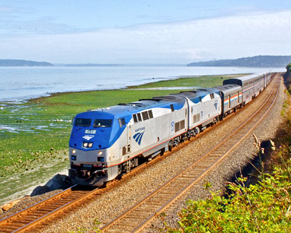 Amtrak Discount Train Tickets