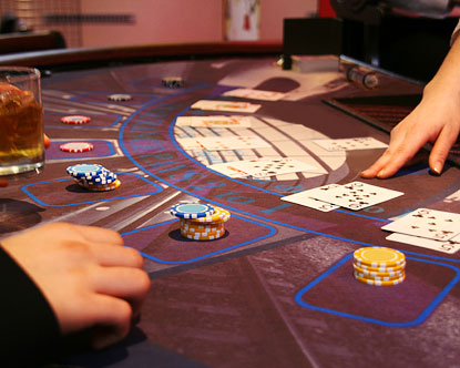 casino table games types