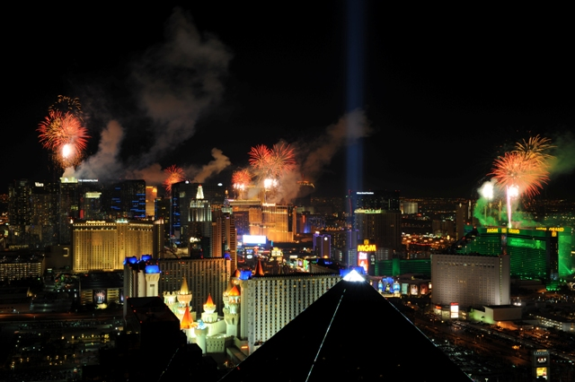 MGM Grand New Years