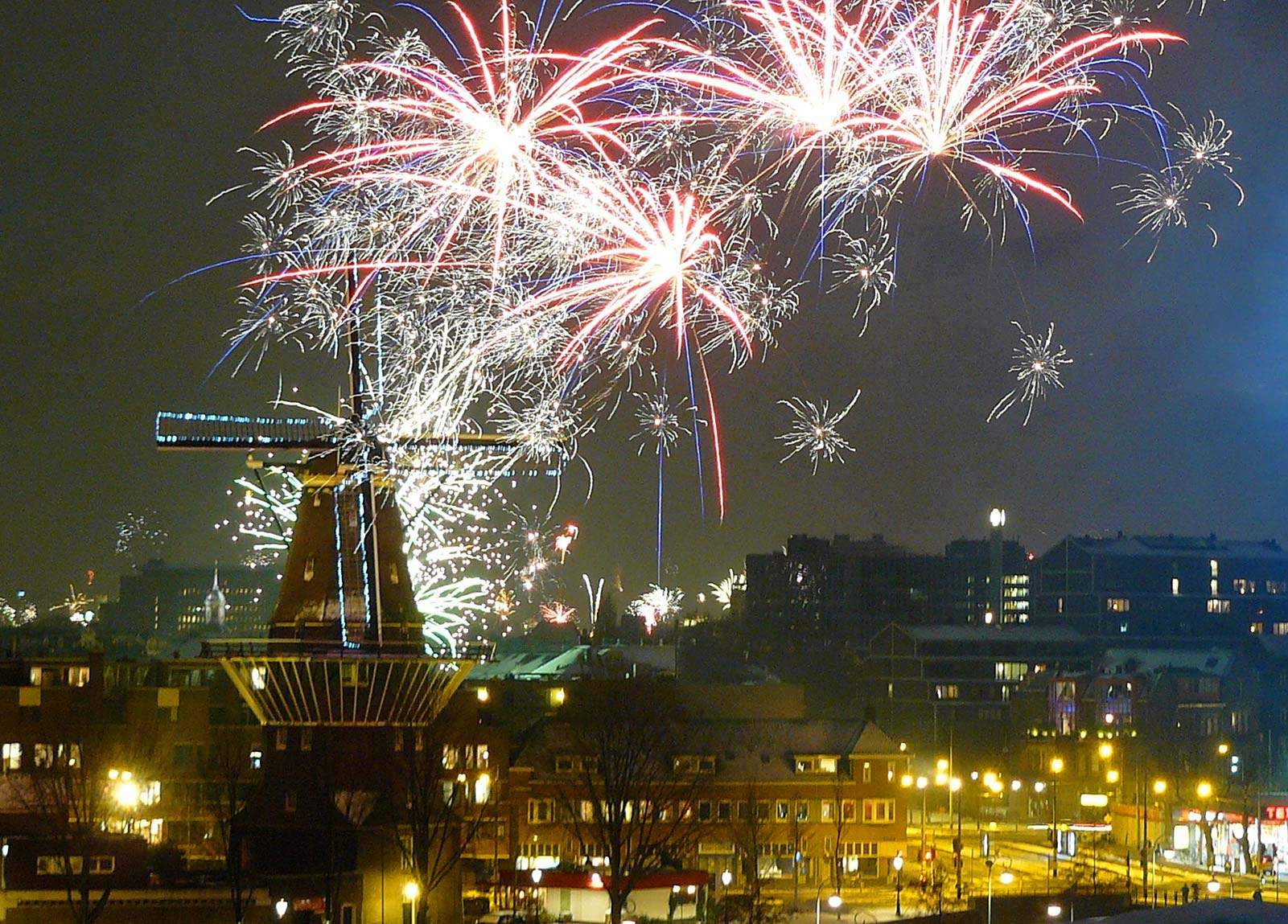 Amsterdam New Years
