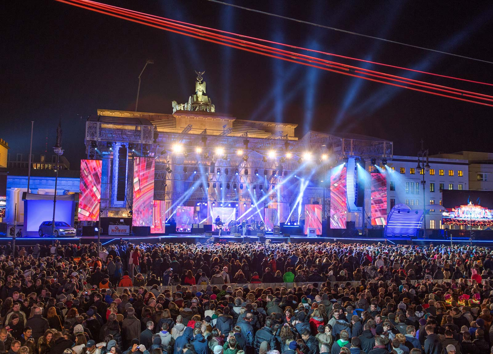 Berlin New Years