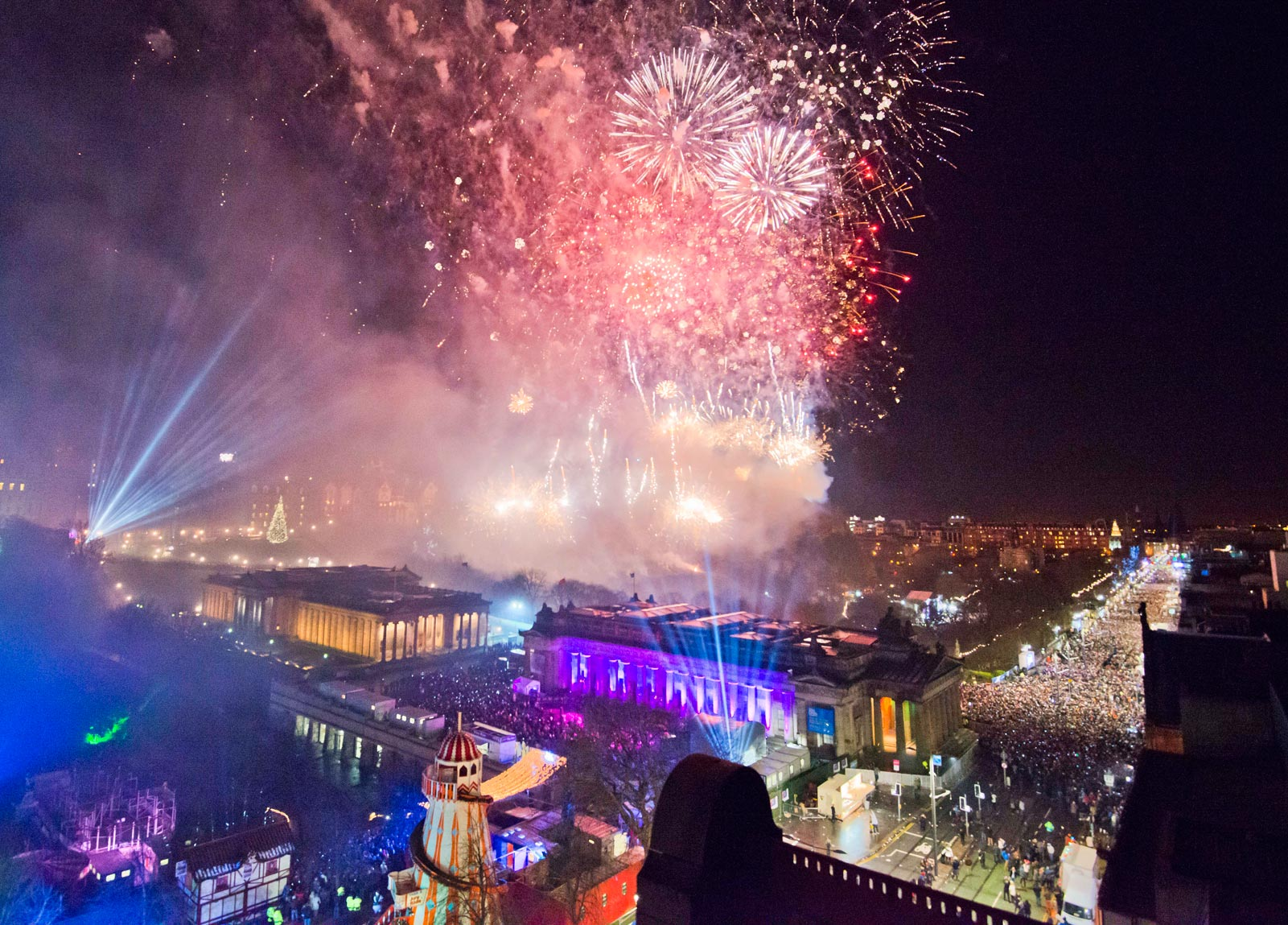 Edinburgh New Years Edinburgh Hogmanay Tickets 2019