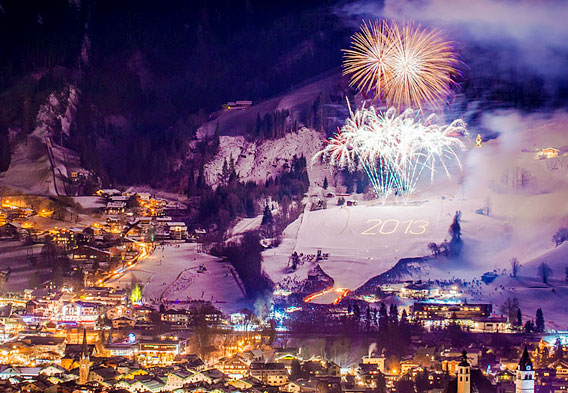 Ski Resorts for New Years - Ski Resorts to Celebrate New ...