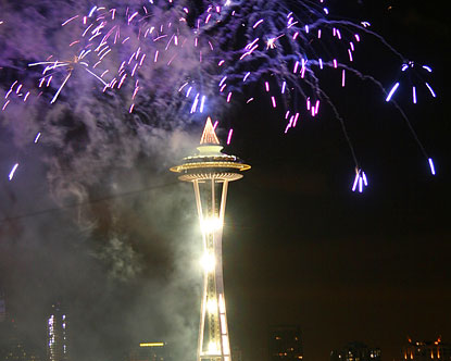 Seattle New Years Events