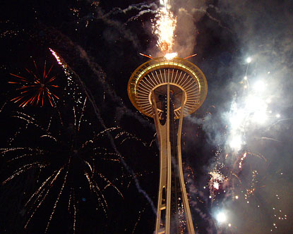 Seattle New Years Eve Packages