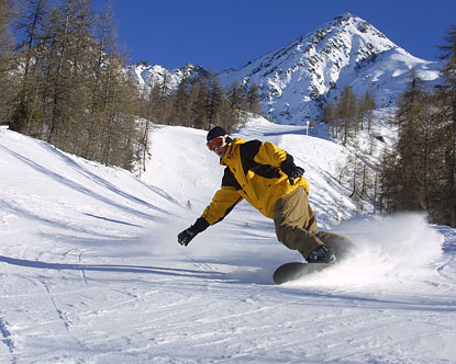 Snowboarding Packages