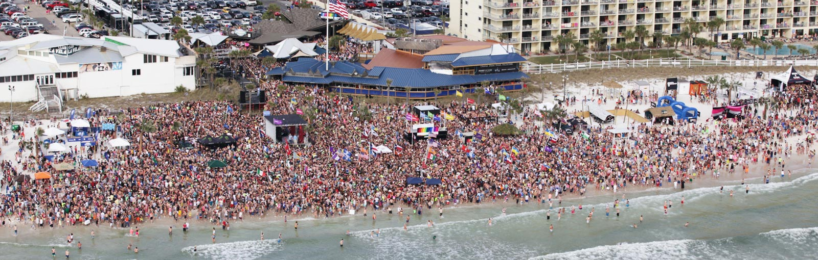 Panama City Spring Break