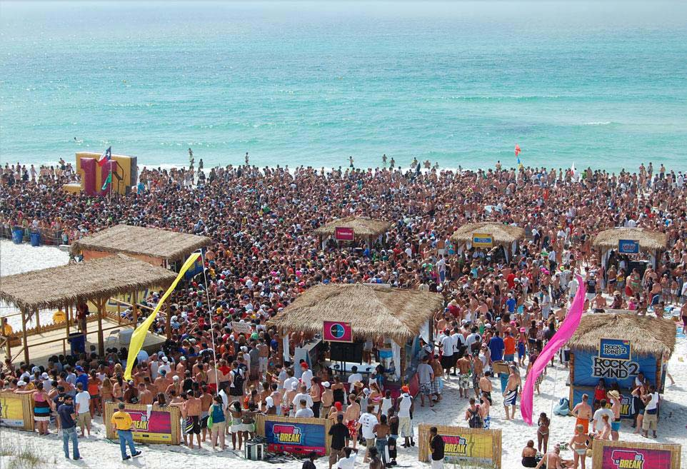 Spring Break Miami Events