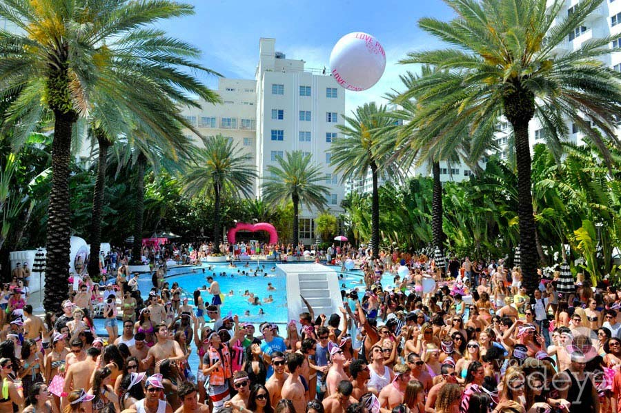 Spring Break Miami Hotels