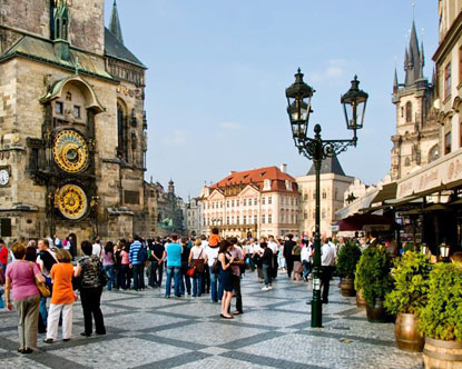 Tauck tours for Hotels in prague centre