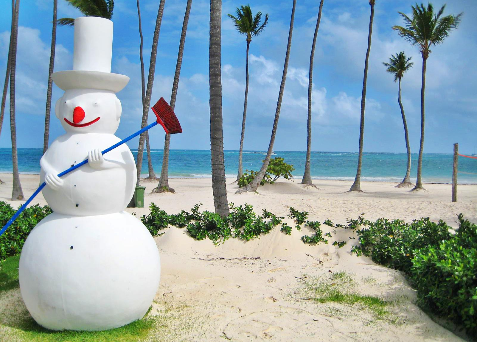 Caribbean christmas vacations christmas in the caribbean for Best caribbean vacations in december
