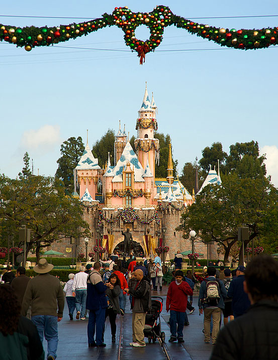 Disney Christmas Vacation