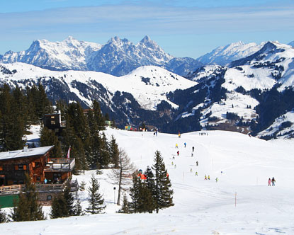 Christmas Ski Vacations