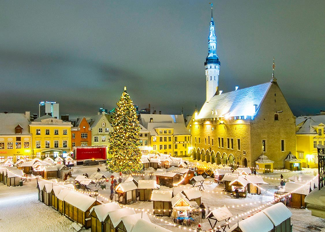 christmas vacations for families - Best Christmas Destinations